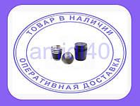 Набор из 4 рюмок стопок 1.5унц, герб Тризуб, чехол