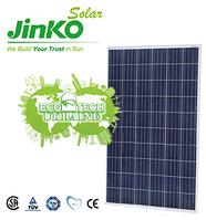Солнечные панели (фотомодули, батареи) Jinko Solar JKM 260 P поликристалические TIER 1