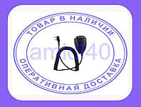 Тангента, микрофон, манипулятор для рации BAOFENG
