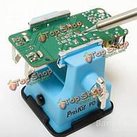 На PD-372 мини-верстак тиски слесарные тиски пластик ширина захвата 25 мм