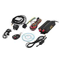 Автомобильный GPS трекер системы GPS / GSM / GPRS автомобиля TK103B. Устройства слота для карт SD.