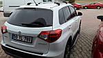 Suzuki Vitara 2015+ гг. Поперечины под ключ (2 шт)