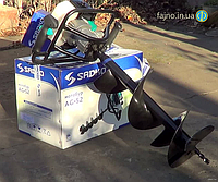 Мотобур Sadko AG-52 (шнек 250 мм), фото 1