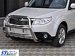 Subaru Forester 2008-2013 гг. Кенгурятник WT018 (нерж.)
