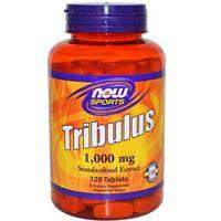 Tribulus, при мужском бесплодии,при чоловічому бесплідді,1,000 mg, 90 Tablets