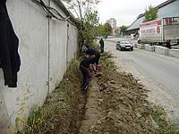 Земляні роботи вручну Київ (067) 447 5221 Прибирання територій. Послуги різноробочих Київ.