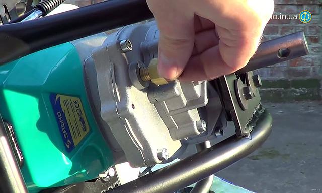 Бензиновый бур Sadko AG-52 (шнеки 150, 200, 250, 300)