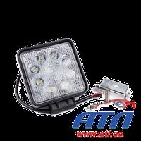 LED-Фара дневного света LAVITA 8X3W (LA 292414S)
