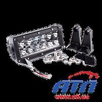 LED-Фара дневного света LAVITA 12X3W (LA 293600)