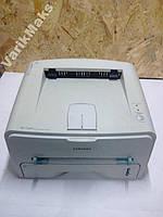 Лазерный принтер Samsung ML-1520P с картриджем