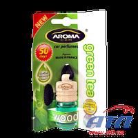 Ароматизатор Wood Mini Mix Зелёный чай (921564)