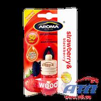 Ароматизатор Wood Mini Mix Клубника (927085)