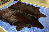 Шкіра темно бордовий з тисненням під крокодила, екзотичні шкури для інтер'єру, фото 2