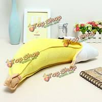 Плюшевая мягкая игрушка 45см кожурой банана плюшевые куклы подарок