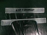 Mercedes Vito W638 1996-2003 гг. Пластиковые планки (под покраску)