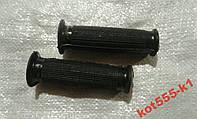 Резиновые рукоятки руля М62/М63/М67/К750, фото 1
