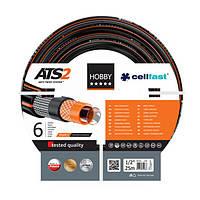 Шланг садовый Cellfast (Селфаст) для полива Hobby диаметр 3/4 Длина  25 м. (HB 3/4 25)