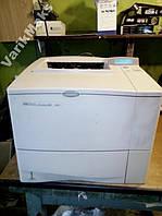Лазерный принтер HP LaserJet 4000 с картриджем