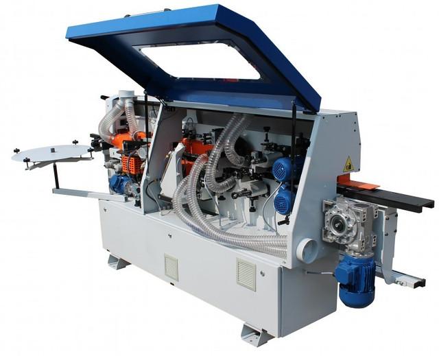 Автоматический кромкооблицовочный станок KZM 6