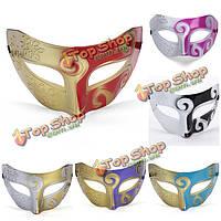 Князь маски карнавальные маскарадные Хеллоуин мужские бальное партии маска