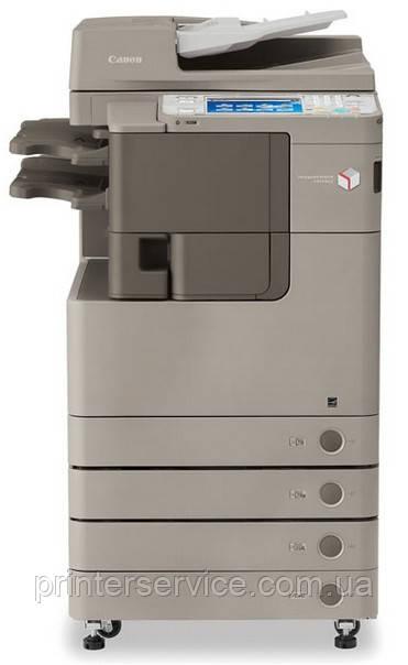 Черно-белое лазерное МФУ Canon imageRUNNER ADVANCE 4045i формата А3
