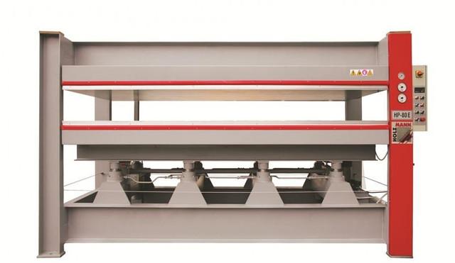 Пресс для фанеры Holzmann HP 80E