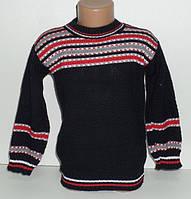 """Турецкий детский свитер """" Зигзаг""""  для мальчика 3,4,5 лет"""