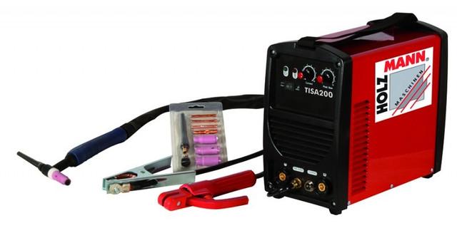 Сварочный аппарат Holzmann TISA 200