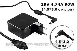 Блок живлення для ноутбука Оригінальний Asus 19V 4.74 A 90W (4.5*3.0 pin) ADP-90YD B,UX51V, U500V, B43V, EXA1202