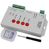 Контроллер LED SMART CONTROL T-1000S SD карта , фото 1