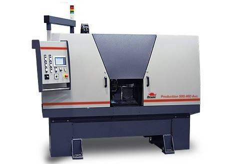 Ленточная пила Bomar Production 400.360 ANC