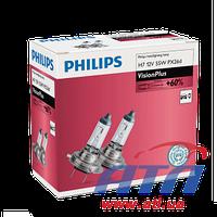 Лампа 12972VPC2 H7 55W 12V VISION PLUS +60% PACK x2
