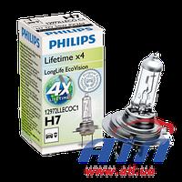 Лампа 12972LLECOC1 H7 55W 12V Longer Life Ecovision