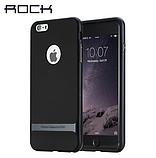 Чохол бампер Rock Royce Series для Apple iPhone 6 Plus - Navy Blue, фото 2