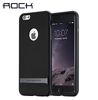 Чехол бампер Rock Royce Series для Apple iPhone 6/6S Nuvy Blue