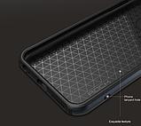 Чохол бампер Rock Royce Series для Apple iPhone 6 Plus - Navy Blue, фото 4
