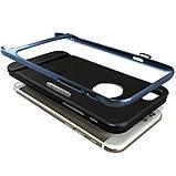 Чохол бампер Rock Royce Series для Apple iPhone 6 Plus - Navy Blue, фото 5