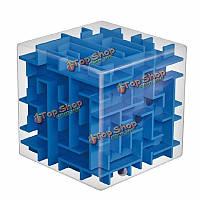 Магический куб лабиринт лабиринт шарик завальцовки баланс логические игрушки