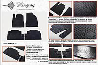Lexus RX330/400 Резиновые коврики (4 шт, Stingray Premium)