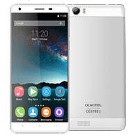 Смартфон Oukitel K6000 Silver 6000 mAh 5.5 дюймов