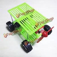Панель автомобиля ветра ручной работы Ассамблеи творческой технологии пазл набор