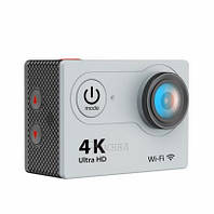 Экшн-камера EKEN H9 Ultra hd 4K Silver оригинал