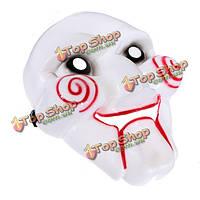Хэллоуин увидел кукольный маскарад ужасы страшные маски