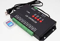Контроллер LED SMART CONTROL T-8000 SD карта