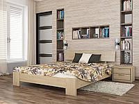 """Двуспальная кровать из дерева """"Лион"""""""