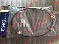 Трос ручного тормоза (ручника) Ланос Lanos Сенс Sens левый FSO (96230545-FSO), фото 1