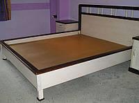 """Двуспальная кровать из дерева сосны """"Роберт"""""""