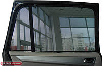 Peugeot Partner 1996-2008 гг. Солнцезащитные шторки (вставные)