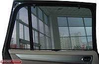 Peugeot 206 1998-2012 гг. Солнцезащитные шторки (вставные)