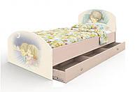 """Кровать подростковая Вальтер """"М+Д"""" (3 размера)"""